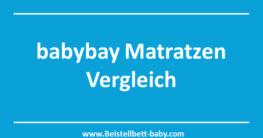 babybay Matratzen Vergleich