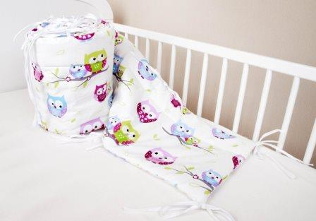 Eulen - Baby Nestchen