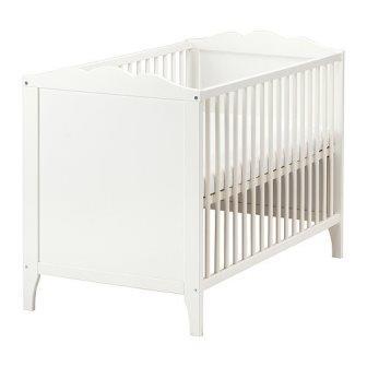 IKEA verstellbares Babybett Hensvik