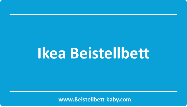ikea beistellbett beistellbett f r babys. Black Bedroom Furniture Sets. Home Design Ideas