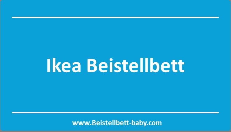 Ikea Beistellbett