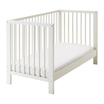 IKEA GULLIVER Babybett in weiß - 2