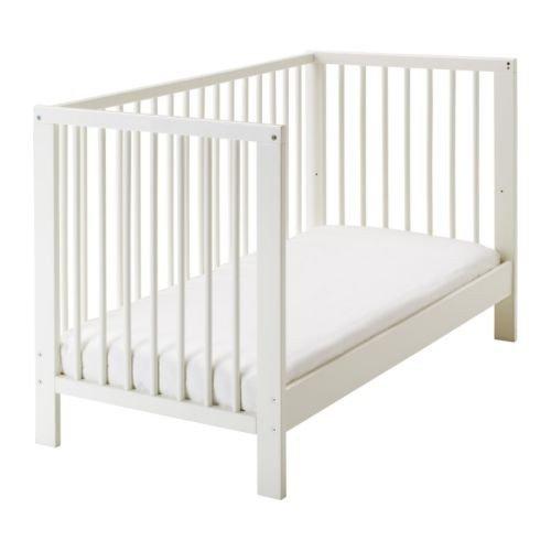Baby Beistellbett Ikea : ikea gulliver babybett in wei 2 beistellbett f r babys ~ Watch28wear.com Haus und Dekorationen